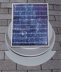natural light energy systems natural light solar attic fan 20 watt attic ideas