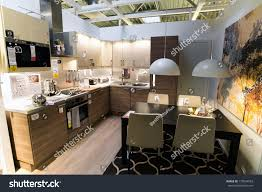 Ikea Furniture Store by Moscow February 07interior Furniture Store Ikea Stock Photo
