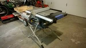 craigslist find ryobi bts20 table saw woodworking