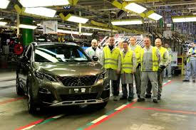 which country makes peugeot cars building the 3008 inside peugeot u0027s sochaux plant new peugeot