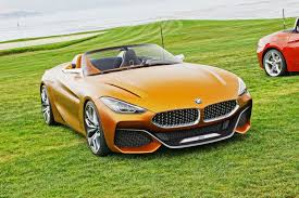 lexus lfa gumtree our first impression of the new bmw z4 concept that made it u0027s