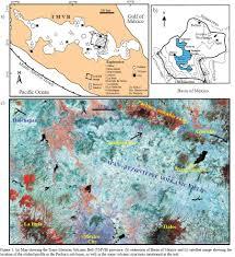 Pollen Map Geoquímica De Una Secuencia Tefrosedimentaria Del Cuaternario