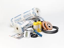 Underfloor Heating Mats Electric Underfloor Heating Systems - Under floor heating uk