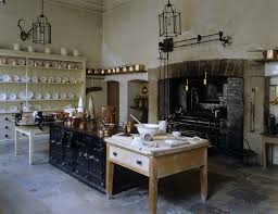 technology in the country house historic england