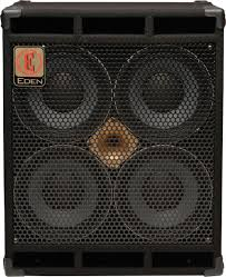 low down sound bass cabinets eden d410xlt bass cabinet 700 watts 4x10 4 ohms