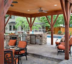 Outdoor Patio Designs by 24 Paver Patio Designs Garden Designs Design Trends Premium