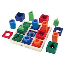 Shaped Box Toy Plan by Learning Toys Target