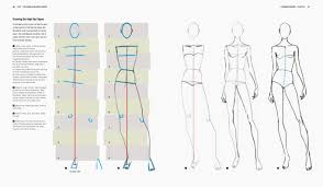 fashion drawing illustration techniques for fashion designers