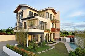 small luxury home designs luxury house design modern style spacious balcony with small pool