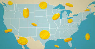 What State Is The Cheapest To Live In by Free College In New York California May Be Next