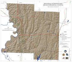 County Map Of Missouri Topography Maps Mobroadbandnow