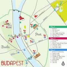 Map Of Budapest Three Days In Budapest Article The United States Army
