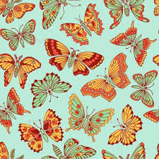 abstract pattern butterfly seamless pattern with decorative butterflies abstract animal art