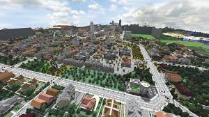 City Maps For Minecraft Pe Varenburg