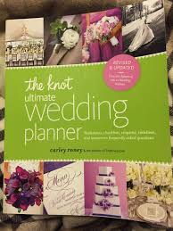 ultimate wedding planner book review the knot ultimate wedding planner by carley roney