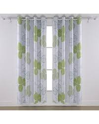 Baby Curtains Deal Alert Deconovo Blackout Curtain Baby Room Leaf Printed