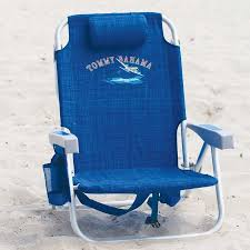 Tommy Bahama Backpack Cooler Chair Tommy Bahama 2017 Backpack Cooler Beach Chair With Storage Pouch