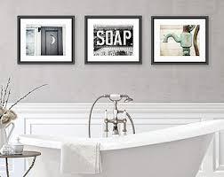 attractive ideas shabby chic bathroom wall decor peony and roses