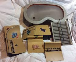 Tech Deck Ramps Tony Hawk Tech Deck Swimming Pool Ramps Stairs What U0027s It Worth
