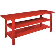 Work Bench Table Ranger Rwb 2s 2 Shelf Work Bench