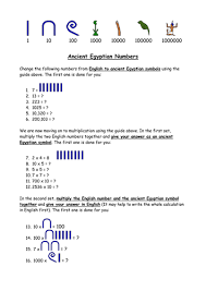 egyptian maths by claire tunnicliffe teaching resources tes