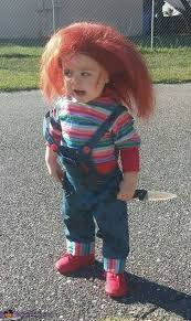 Halloween Costumes Red Hair 20 Baby Chucky Costume Ideas Chucky Costume