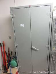 heavy duty steel storage cabinets used lyon heavy duty steel storage cabinet with contents for sale by