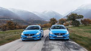 audi s4 hatch meet volvo s 2017 polestar v60 and s60 the drive