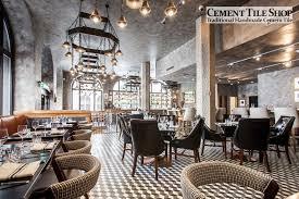 bdk restaurant cement tile shop blog