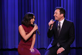 Seeking Tv Show Theme Song Hudgens And Jimmy Fallon Sang The Friends Theme Time