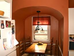 Kitchen Ceilings Designs How To Create A Barrel Ceiling In Small Nook Hgtv