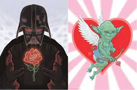 yoda valentines card day cards never looked more awesome digital marketing