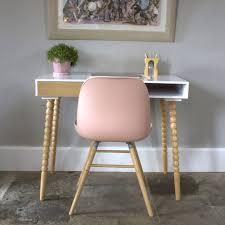 scandi chair scandinavian blush pink chair by ella james notonthehighstreet com