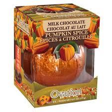 r ovation cuisine ovation chocolate pumpkin spice a part 6 17 oz 1