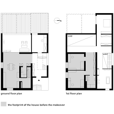 Celebrity House Floor Plans by Black Cube House By Kameleonlab Caandesign Architecture And