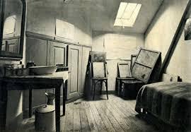 la chambre de vincent gogh chambre reconstituée de v gogh à auvers sur oise flickr