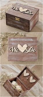 ring holder for wedding best 25 diy wedding ring box ideas on diy wedding