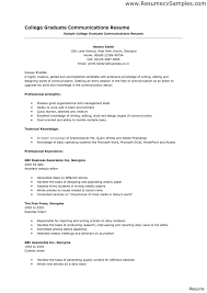exle of resume for college student terrific sle resume for college students 13 student summer