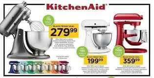 kitchenaid mixer black kitchenaid mixer 2017 holiday deals post black friday deals
