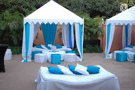 event decorations tent decorations draperies cabanas occasions by shangri la