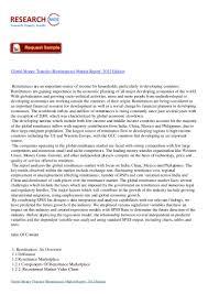 global money transfer remittances market report 2012 edition