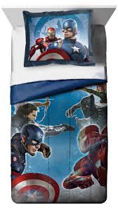 Superhero Twin Bedding Full U0026 Twin Comforter Sets Toys