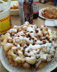eating your way through bb u0026bbq one funnel cake at a time