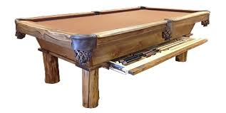 pool tables colorado springs fodor billiards and barstools rustic and log pool tables in denver