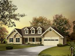 house plans with large front porch front porch on ranch house woodfield manor country home plan
