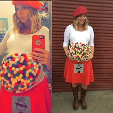 Fantastic 4 Halloween Costumes 25 Pregnancy Costumes Ideas Pregnant