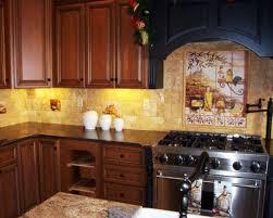 Tuscan Kitchen Backsplash by Subway Tile Kitchen Backsplash Pictures Outofhome