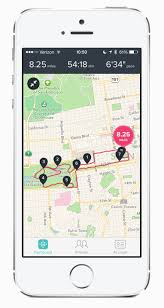Map My Walk Route Planner by Introducing Mobilerun And Enhanced Food Logging For The Fitbit App