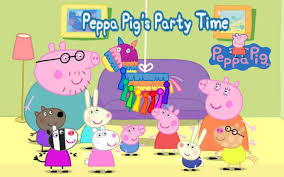 peppa pig party peppa pig s party time part 1 top app demos for kids ellie