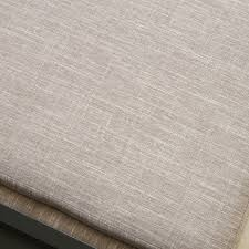 Fabric Storage Ottoman by Fullerton Chamois Fabric Storage Ottoman Great Deal Furniture Canada